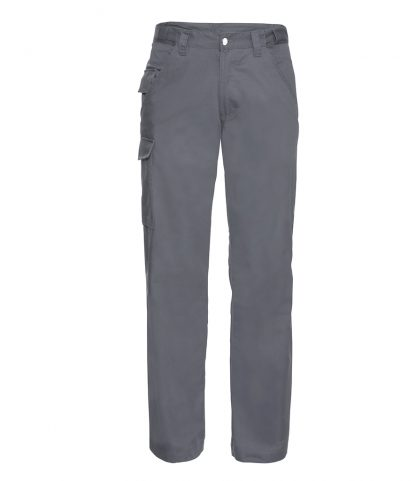Russell P/C Trousers Convoy Grey 48/L (001M CVY 48/L)