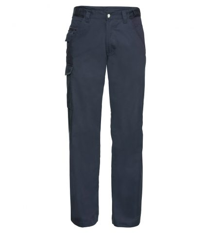 Russell P/C Trousers French navy 48/L (001M FNA 48/L)