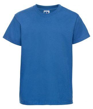 Russell Kids T-Shirt Azure 11-12 (180B AZR 11-12)