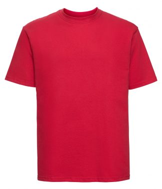 Russell Ringspun T Classic Red XXL (180M CSR XXL)