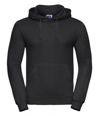 Russell Hooded Sweatshirt Black XXL (575M BLK XXL)