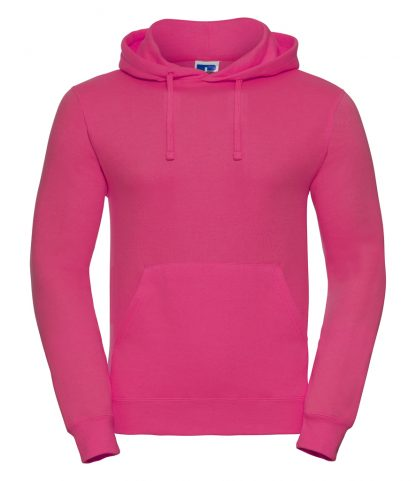 Russell Hooded Sweatshirt Fuchsia XXL (575M FUS XXL)
