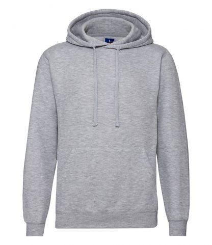 Russell Hooded Sweatshirt Lt. Oxford XXL (575M LXF XXL)