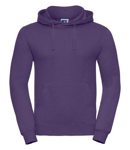 Russell Hooded Sweatshirt Purple XXL (575M PUR XXL)