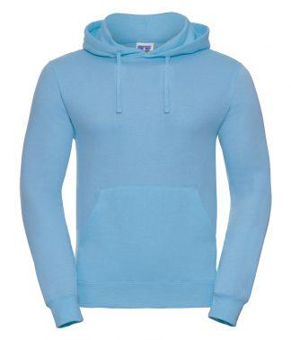 Russell Hooded Sweatshirt Sky blue XXL (575M SKY XXL)