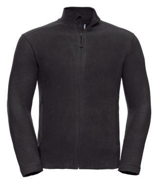 Russell Micro Fleece Jacket Black XXL (880M BLK XXL)