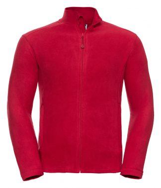 Russell Micro Fleece Jacket Classic Red XXL (880M CSR XXL)