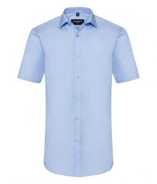 R Coll Ultimate S/S Stretch Shirt Bright Sky 4XL (961M BSK 4XL)
