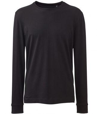 Anthem Long Sleeve T-Shirt Black 6XL (AM11 BLK 6XL)