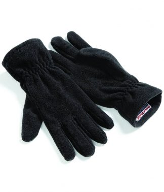 B/field Suprafleece Alpine Gloves Black XL (BB296 BLK XL)