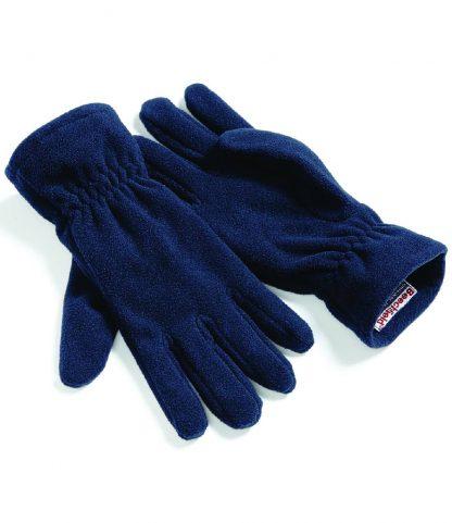 B/field Suprafleece Alpine Gloves French navy XL (BB296 FNA XL)