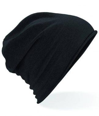 B/field Jersey Beanie Black ONE (BB361 BLK ONE)