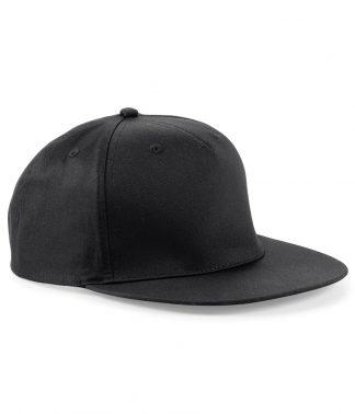 B/field 5 Panel Rapper Cap Black ONE (BB610 BLK ONE)