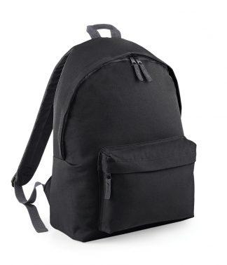 BagBase Kids Fashion Backpack Black ONE (BG125B BLK ONE)