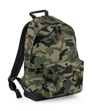 BagBase Camo Backpack Jungle ONE (BG175 JUN ONE)