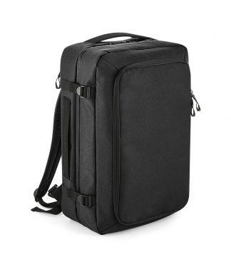 Bagbase Escape Carry-On Backpack Black ONE (BG480 BLK ONE)