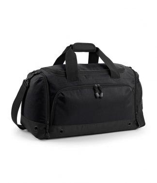 BagBase Athleisure Holdall Black/black ONE (BG544 BK/BK ONE)