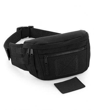 BagBase Molle Utility Waistpack Black ONE (BG842 BLK ONE)