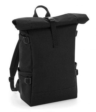 BagBase Block R-T Backpack Black/black ONE (BG858 BK/BK ONE)