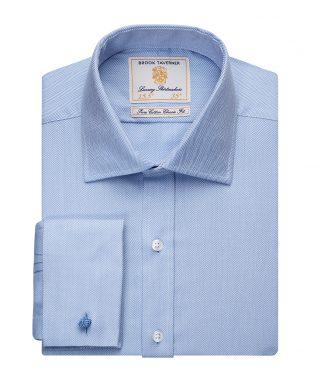 Brook Tav. Andora L/S Shirt Blue 19 (BK100 BLU 19)