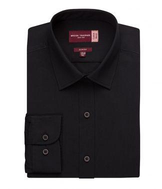 Brook Tav. Pisa L/S Shirt Black 18 (BK130 BLK 18)