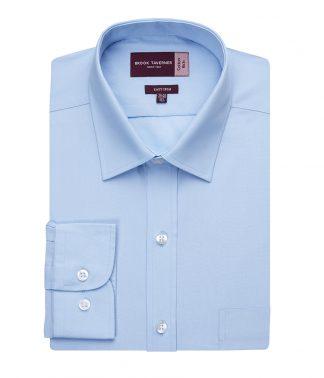 Brook Tav. Rapino L/S Shirt Blue 19 (BK150 BLU 19)