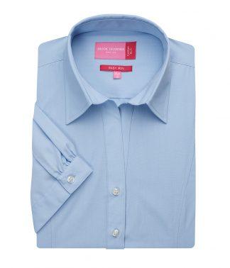 Brook Tav. Lds Paduli S/S Blouse Blue 20 (BK153 BLU 20)