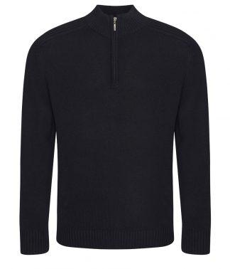 Ecologie Wakhan Regen Sweater Black XXL (EA061 BLK XXL)