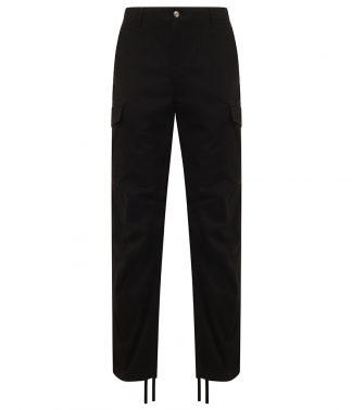 Front Row Cargo Trousers Black XXL (FR625 BLK XXL)