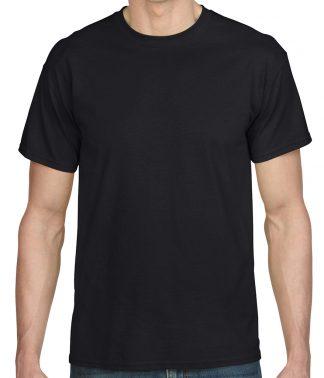 Gildan DryBlend T-Shirt Black XXL (GD07 BLK XXL)