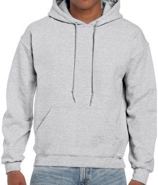 Gildan DryBlend Hood. Swt Ash XXL (GD54 ASH XXL)