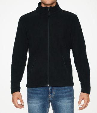 Gildan Hammer Micro-Fleece Jkt Black 4XL (GH110 BLK 4XL)