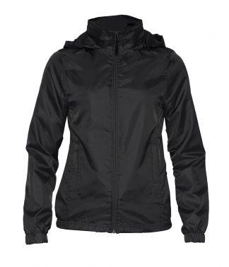 Gildan Hammer Lds Windwear Jacket Black XXL (GH113 BLK XXL)