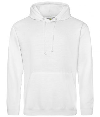 AWDis College Hoodie Arctic White 3XL (JH001 ACW 3XL)
