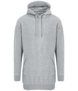 AWDis Hoodie Dress Heather grey XXL (JH015 HEA XXL)