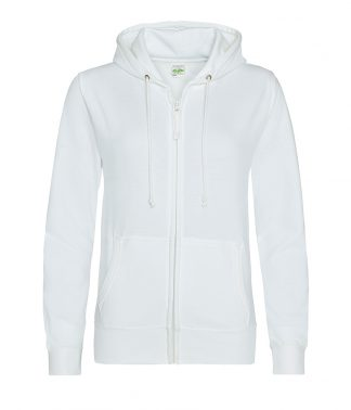 AWDis Womens Zoodie Arctic White XL (JH055 ACW XL)