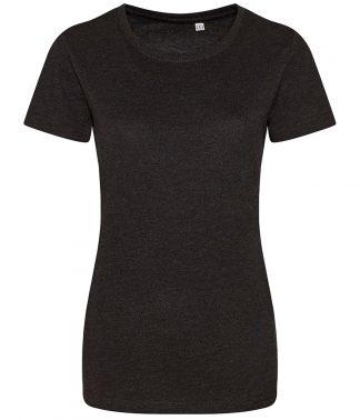 AWDis Womens Tri-Blend T Heather black XL (JT001F HBK XL)