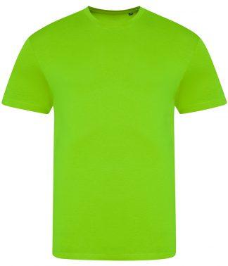 AWDis Electric Tri-Blend T Electric Green XXL (JT004 ELG XXL)