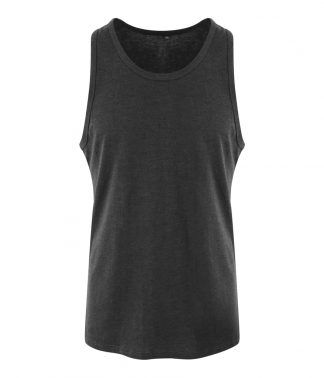 AWDis Tri-Blend Vest Heather black XXL (JT007 HBK XXL)