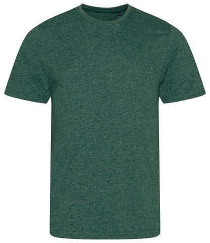 AWDis Space Blend T Green/white XXL (JT030 GN/WH XXL)