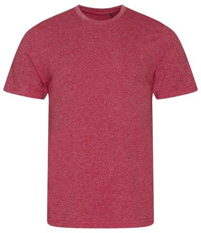 AWDis Space Blend T Red/white XXL (JT030 RD/WH XXL)