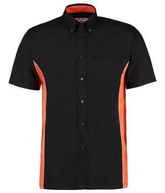 Gamegear C/F Sportsman Sht Black/orange 3XL (K185 BK/OR 3XL)
