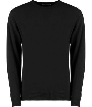 Kus. Kit Arundel Crew Nk Sweater Black 3XL (K253 BLK 3XL)