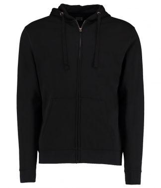 Kus. Kit Klassic Hooded Zip Jacket Black 3XL (K303 BLK 3XL)