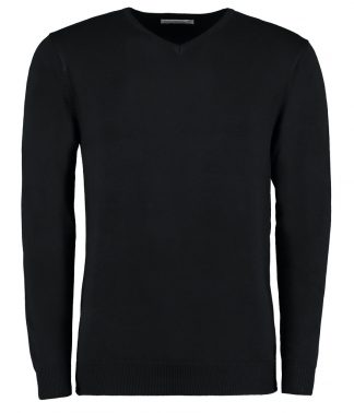 Kus. Kit Arundel V Nk Sweater Black 3XL (K352 BLK 3XL)