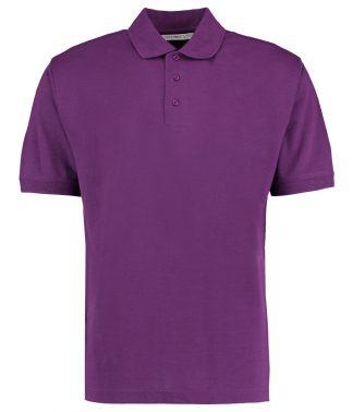 Kus. Kit Klassic Pique Polo Dark purple 3XL (K403 DKP 3XL)