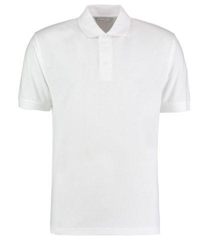 Kus. Kit Klassic Pique Polo White 5XL (K403 WHI 5XL)