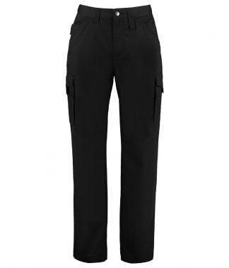 Kus. Kit Workwear Trouser Black 46/L (K806 BLK 46/L)