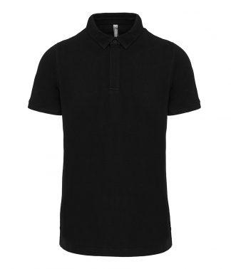 Kariban Stud Polo Shirt Black 3XL (KB225 BLK 3XL)
