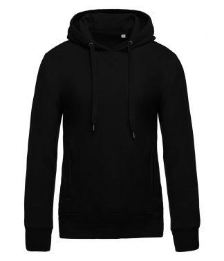 Kariban Organic Hoodie Black XXL (KB482 BLK XXL)